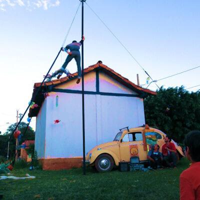CIRCO FUSCA - Collectif brésilien associé - Futura Brasil