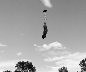 Spectacle cirque avec Collectif de la Bascule projet Futura